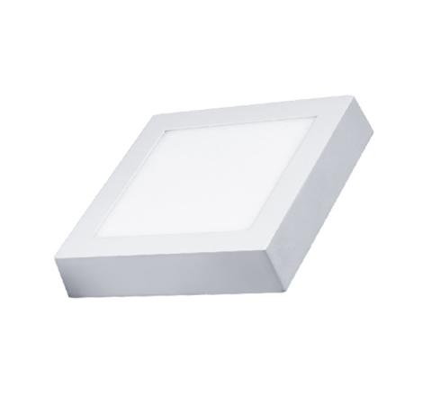 Luminária LED 18W Quadrada Para Sobrepor Bivolt