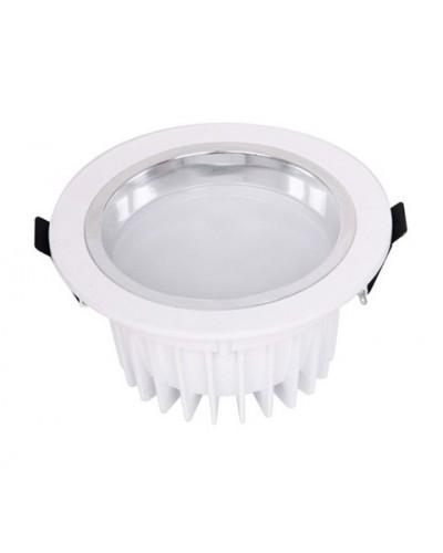 Luminária de LED de Embutir Redonda 20W Profissional Downlight Bivolt