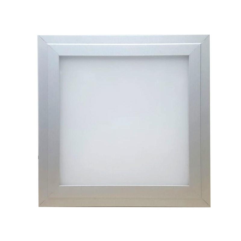 Luminária LED 10W Quadrada Embutir Bivolt Luz Branco Neutro