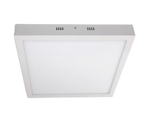 Luminária LED Quadrada Para Sobrepor 30W Bivolt