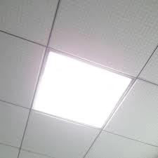 Luminária LED Slim 40W 60X60cm Quadrada Para Embutir Bivolt
