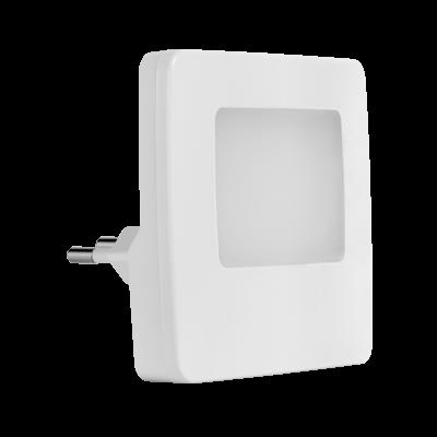 Luz de LED com Sensor de Luminosidade Quadrado