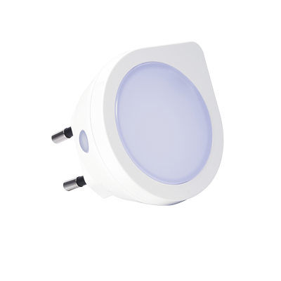 Luz de LED com Sensor de Luminosidade Redondo