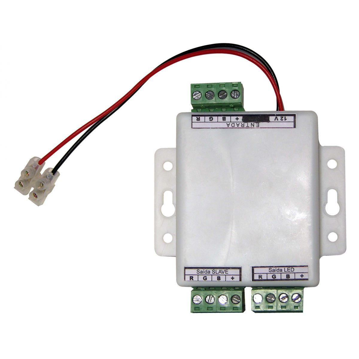 Módulo Amplificador Para Fita LED RGB