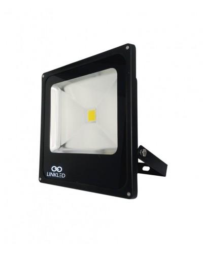 Refletor de LED 20W (Potência Real) IP66 Bivolt para Uso Externo