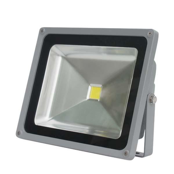 Refletor LED 50W - Uso Externo IP65