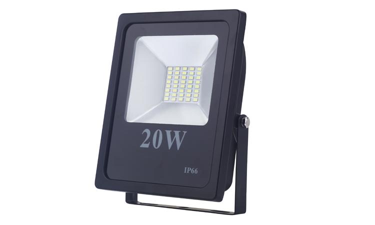 Refletor LED 20W SMD - IP66 Uso Externo - LinkLED
