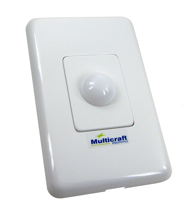 Sensor de Presença 4x2 MPL10 Embutir com Timer e Fotocélula, Bivolt