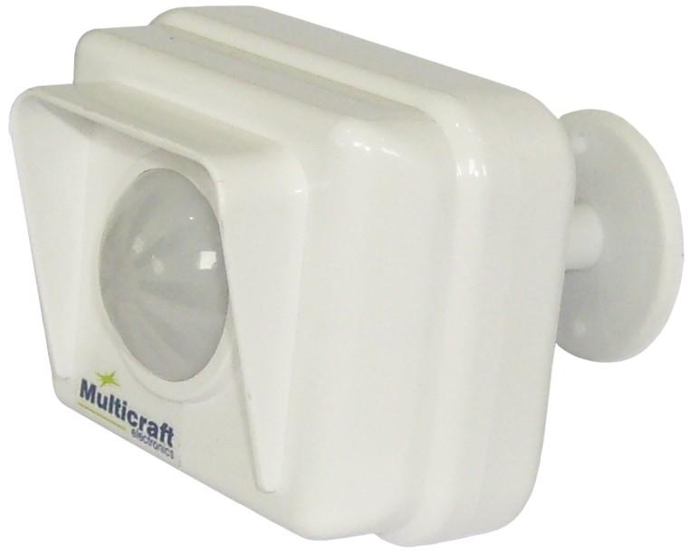 Sensor de Presença Bivolt MPL18 para Área Externa Timer e Fotocélula