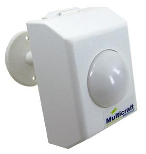 Sensor de Presença MPL06 para Sobrepor no Teto com Timer Bivolt