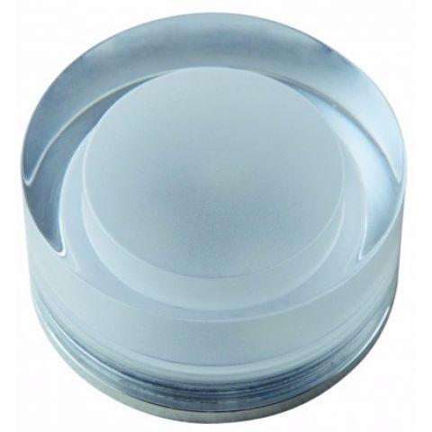 Spot LED 3W Completo Acrílico Embutir