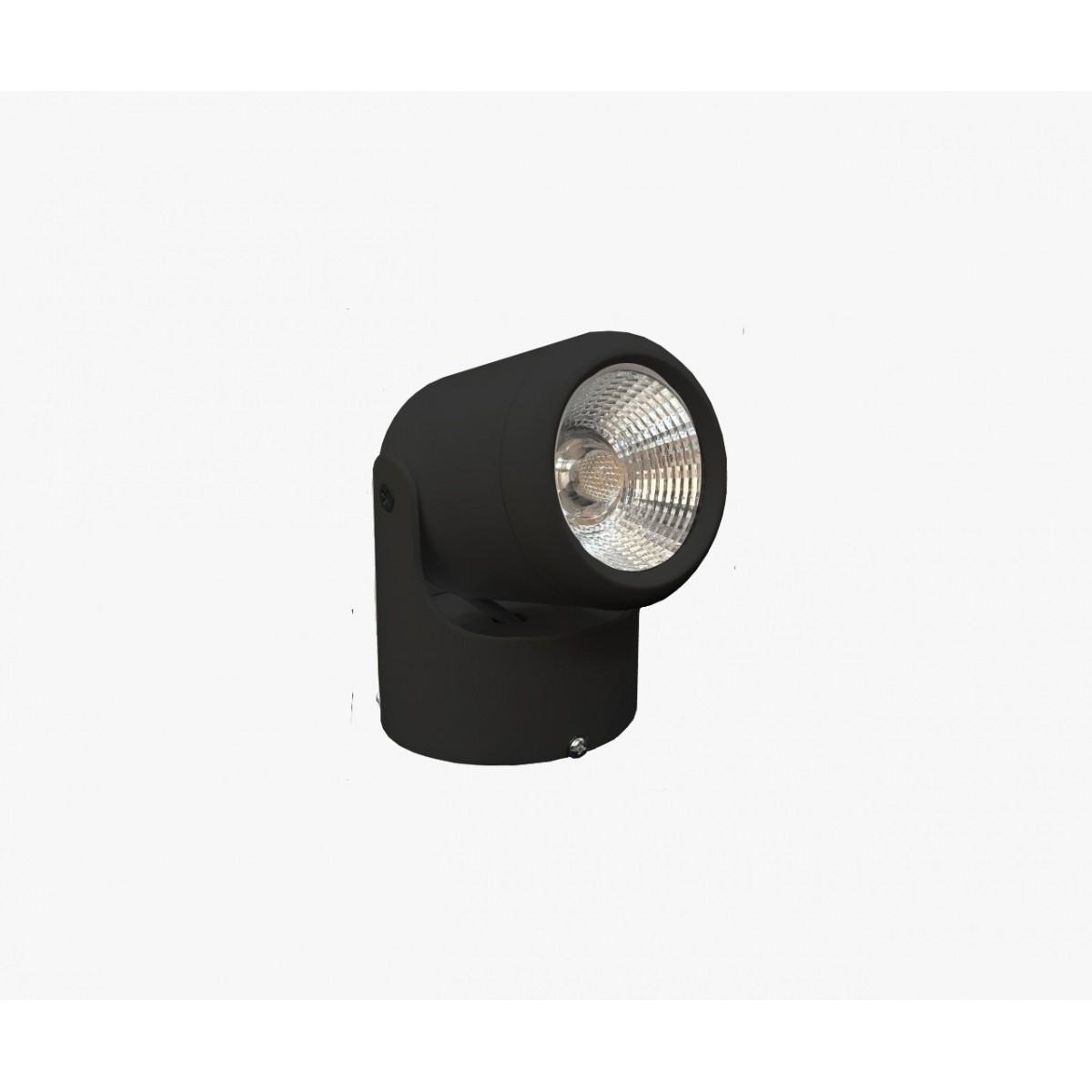 Spot LED Projetor Sobrepor 9W Direcionável Bivolt