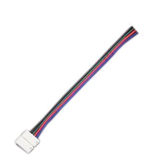Terminal Para Fita LED RGB Com Quatro Fios - LinkLED