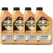 04 Oleos 10w40 SemiSintetico Gol C3 Palio Uno 308 Saveiro Havoline