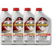 04 Oleos 5w20 Energy Lt Hb20  Sentra 208 Fiesta Havoline