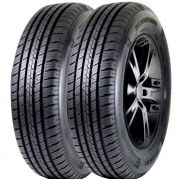Combo 2 Pneus Troller T4 245/70r17 110t Ecovision Ht Ovation