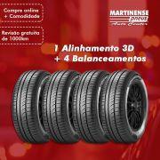 Alinhamento 3D + 4 Balanceamentos Computadorizados Automóveis Aros 13/ 14 /15 - Agendar pelo Tel: (27) 3268-1357 (Whatsapp ou Ligação)