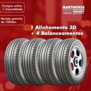 Alinhamento 3D + 4 Balanceamentos Computadorizados SUV Aro 15 Em Diante - Agendar pelo Tel: (27) 3268-1357 (Whatsapp ou Ligação)