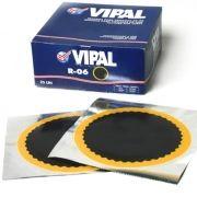 Caixa Remendo Com 25 Unidades R06 Vipal