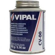 Cimento Vulcanizante Cola Branca Cv-00 225Ml Vipal