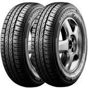 Combo 2 Pneus 175/65r15 84t Tubeless B250 Bridgestone
