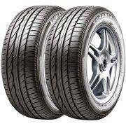 Combo 2 Pneus 205/55r16 91v Radial Tubeless Turanza Er300 Bridgestone - MONTAGEM GRATUITA NA LOJA