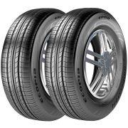 Combo 2 Pneus 205/60r16 92h Tubeless Ecopia Ep 150 Bridgestone