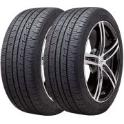 Combo 2 Pneus 245/45r18 100w Radial Tubeless Uhp Sport Fuzion