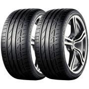 Combo 2 Pneus 245/45r19 102Y Potenza S001 Runflat Bridgestone