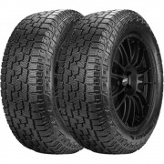 Combo 2 Pneus 245/65R17 At 111T Scorpion All Terrain Plus Pirelli