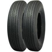 Combo 2 Pneus GM Veraneio Rural Willys Hot Rods F75 C10  710-15  6 lonas Se58 Pirelli