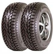 Combo 2 Pneus Land Rover Defender  265/75r16 123/120R 10PR Ecovision AT Ovation