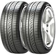 Combo 2 Pneus Civic Palio 306 185/60r14 82h Formula Energy Pirelli