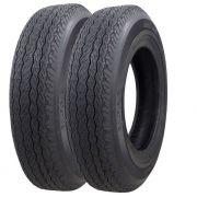 Combo 2 pneus Fusca Baja 560-15 79p sem camara T-700 Technic