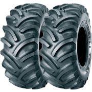 Combo 2 Pneus Máquinas Agrícolas 9.5-24 Tubetype 6l Tm95 Pirelli