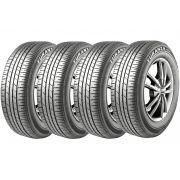 Combo 4 Pneus 195/55R15 85h Tubeless Turanza Er30 Bridgestone