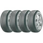 Combo 4 Pneus 205/55r15 88v Tubeless P7 Pirelli