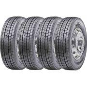 Combo 4 Pneus 215/75r17,5 126/124m M814 Bridgestone