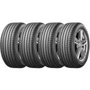 Combo 4 Pneus 235/55r18 100v Tubeless Dueler Hl 33 Bridgestone