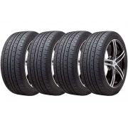 Combo 4 Pneus 245/45r18 100w Radial Tubeless Uhp Sport Fuzion
