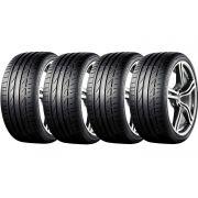 Combo 4 Pneus 245/45r19 102Y Potenza S001 Runflat Bridgestone