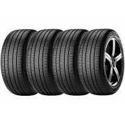 Combo 4 Pneus 255/55r19 Tubeless 111h Scorpion Verde All Season Pirelli