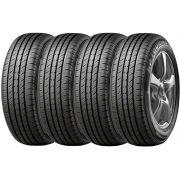 Combo 4 Pneus Beline Del Rey Scala Monza 185/70r13 86t Sp Touring T1 Dunlop