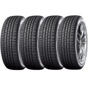 Combo 4 Pneus Bmw Mercedes 255/50r19 107w Sportactive Pr4 Xl Gt Radial