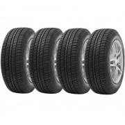 Combo 4 Pneus CrossFox A3 Sentra 205/60r15 Ar35 Advance Fate