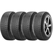 Combo 4 Pneus F250 L200 H3 265/75r16 123/120r Scorpion Str Pirelli