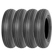 Combo 4 Pneus Implemento 600-16 6l Tubetype Ra45 Pirelli