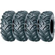 Combo 4 Pneus Máquinas Agrícolas 9.5-24 Tubetype 6l Tm95 Pirelli