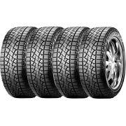 Combo 4 Pneus Pajero Tr4 Grand Vitara 225/65r17 Atr 106h Xl Scorpion Pirelli