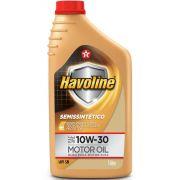 Oleo 10w30 Api Sn Semi Sintetico Lt Corola Hilux Civic Palio Havoline
